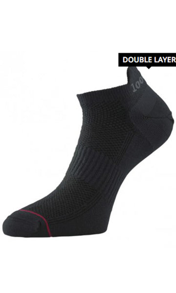 1000 Mile Mens Ultimate Trainer Liner Sock