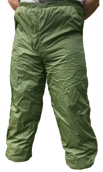 British Army Softie Thermal Trousers