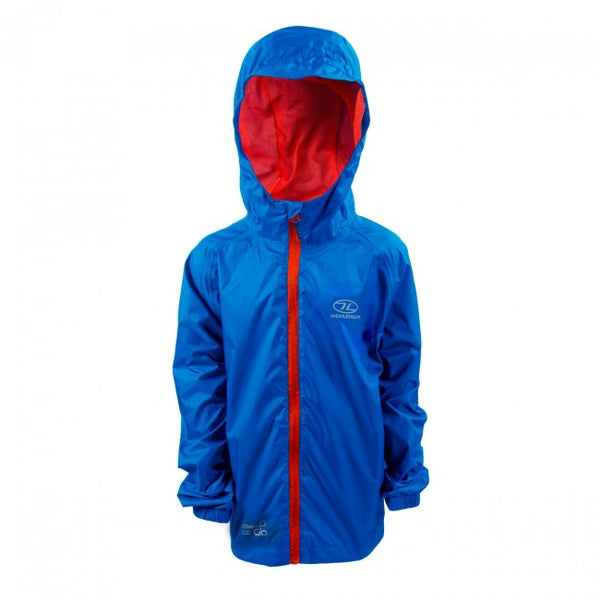 Stow and Go Kids Waterproof, Windproof & Breathable Jacket