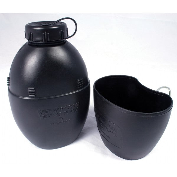 British Army 58 pattern Water Bottle & Cup