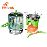 Fire Maple FMS X3 Star Heat Exchanger Cooking System (like a jetboil)