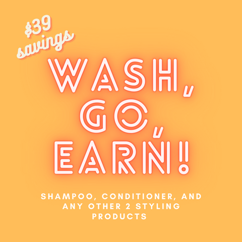 Wash, Go, Earn!