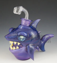 Niko Cray 14 MM Purple Panty Dropper Shark w/ Milli Mike warren skull millies