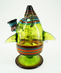 Niko Cray x Trenton Glass shark collab