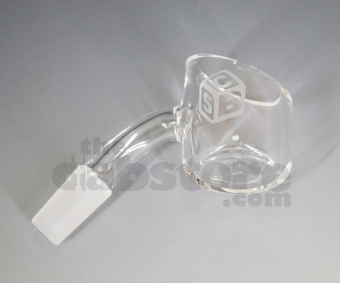 10 MM 45 Male XL Sugar Bowl Quartz Banger