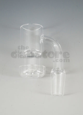 14 MM Male Quartz Vapor Pump Terp Slurper