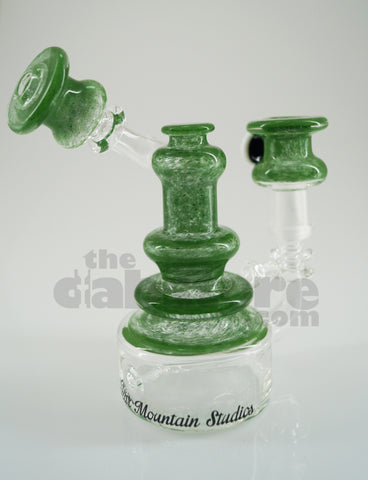 Bear Mountain Studios - 14 MM Male Shamrock Honey Jar
