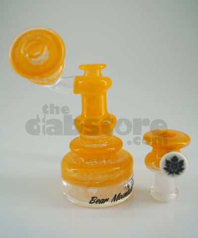 Bear Mountain Studios - 14 MM Male Tangie Orangie Honey Jar