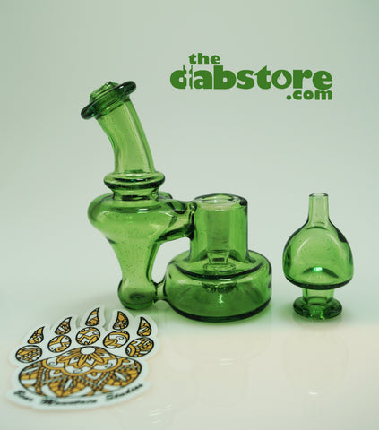 Bear Mountain Studios - Micro Sea Breeze Refined Bell Recycler 10 MM