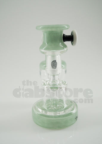 Bear Mountain Studios - Mint Baby Bell Recycler 14 MM