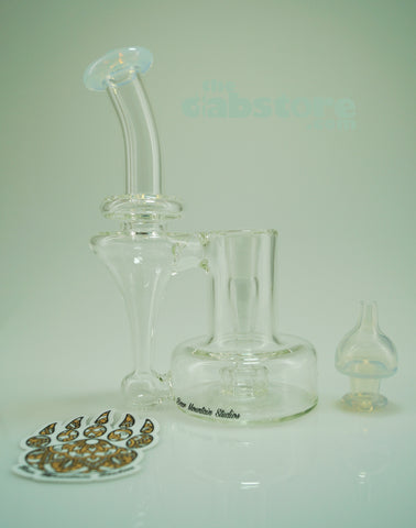 Bear Mountain Studios - Moon Stone Refined Bell Recycler 14 MM