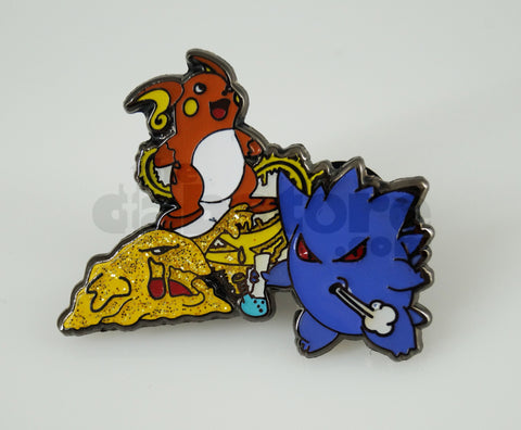 Dab Clothing - Gotta Dab Em All V2 Hat Pin