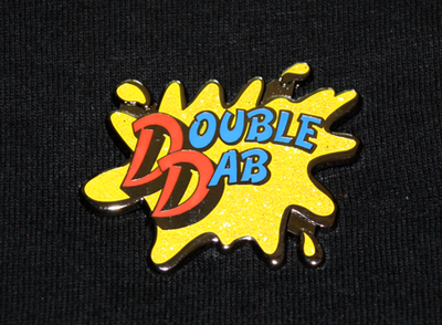 Dab Clothing - Double Dab Hat Pin