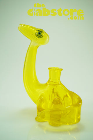 Elbo Glass - 14 mm F Lemon Drop Bronto
