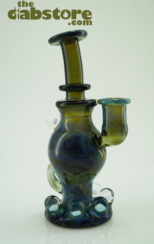 G Goody Glass - Deppe's Darkness 14 MM Ball Rig