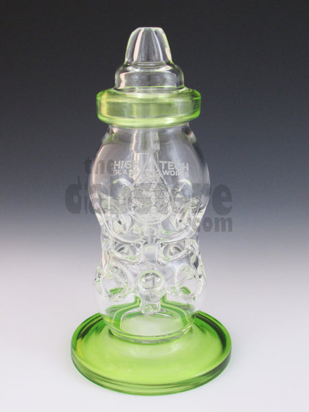 High Tech Glass Haterade Cheese Baby Bottle 14 Mm