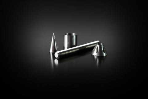 High Tech Titanium 14 MM Grade 2 Adjustable Nail