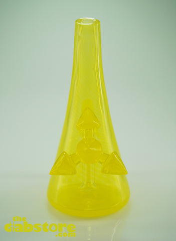 Huffy Glass - 10 MM F Lemondrop Artifact