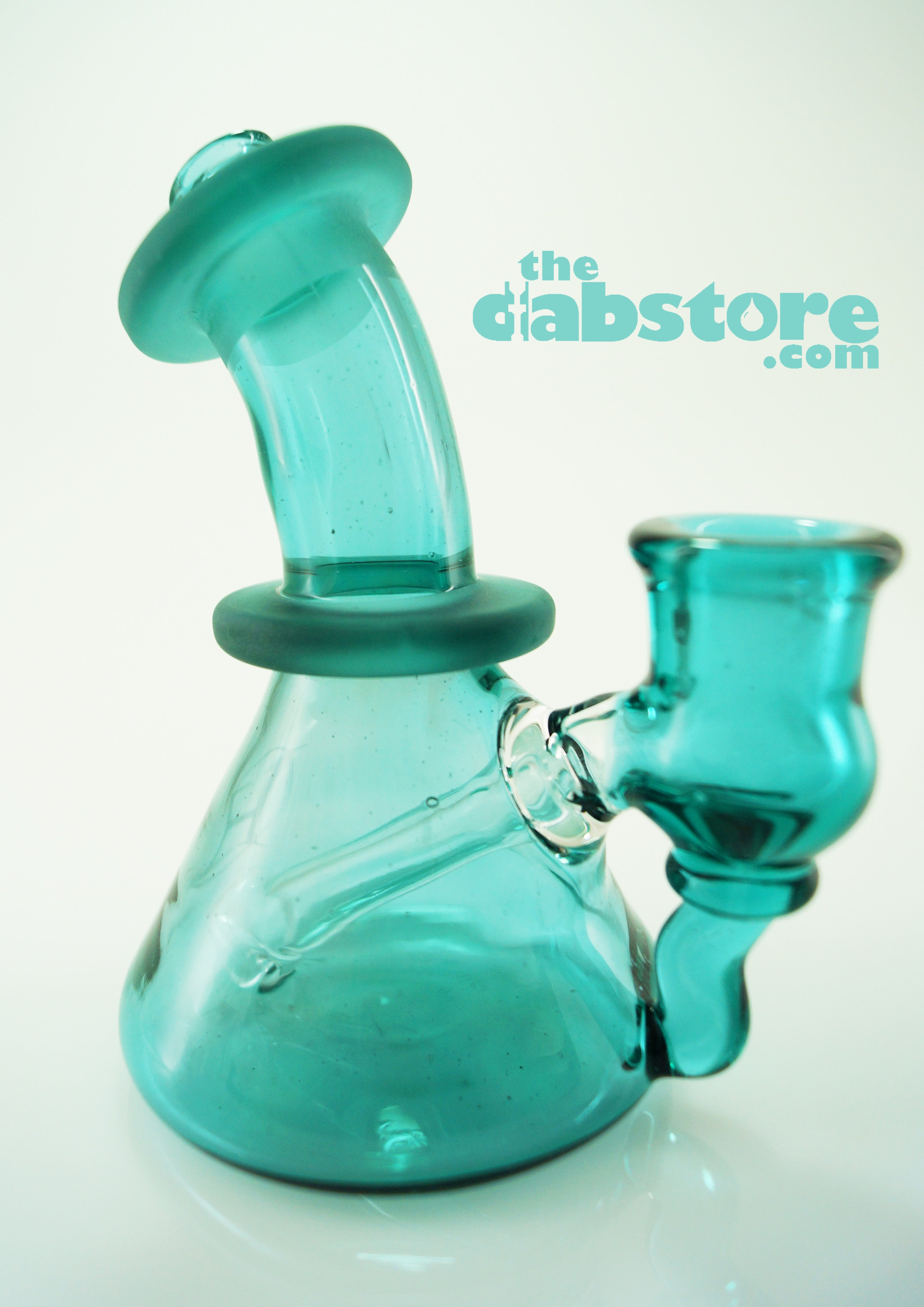 Huffy Glass - 14 MM F Arctic Blitz Micro Jammer | TheDabstore