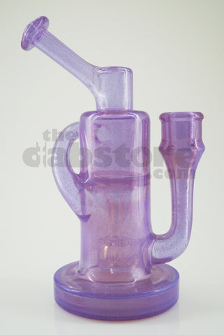Pyrology Glass 14 MM F Liliac OG Recycler
