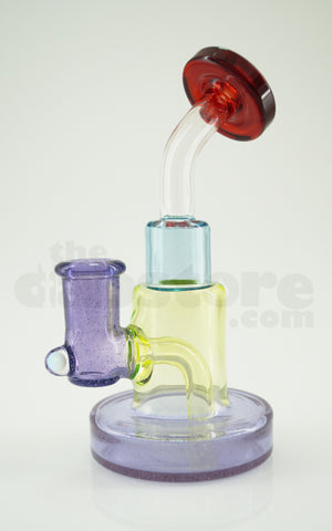 Pyrology Glass .38 Special Multi Color Section 14 MM F