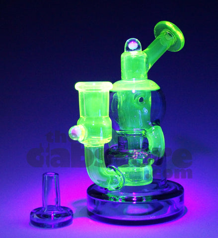 Pyrology Glass Rain Drop / Illuminati Change Up
