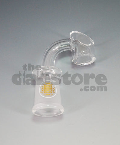 Quave Club Banger Quartz Nail 14 MM Female 90 Degree