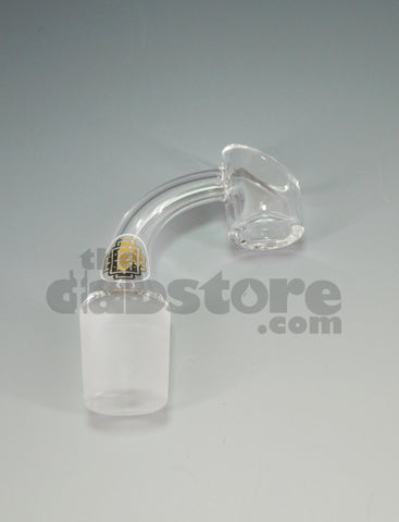 Quave Club Banger Quartz Nail 18 MM Male 90 Degree
