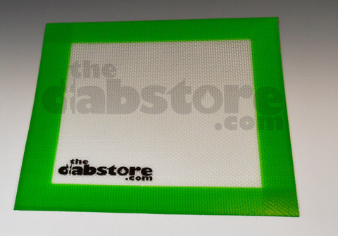Silicone Dab Mat 8 in by 8 in
