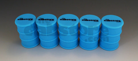 Silicone wax jars 5  pack