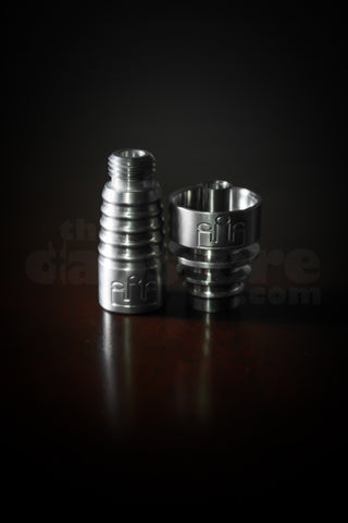 Silika Domeless Titanium Nail 10 MM