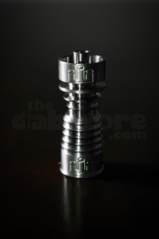 Silika Domeless Titanium Nail 14 MM
