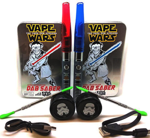 Vape Wars Vape Pen Kit by Evol Vape