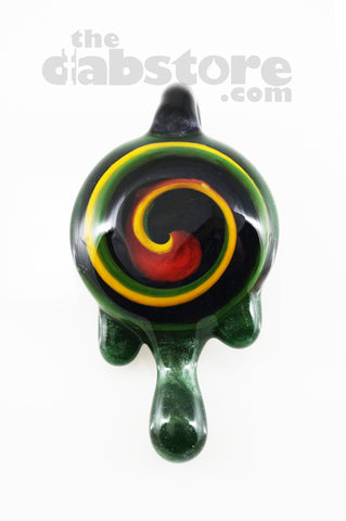 Beer Glass Rasta Drip Pendant