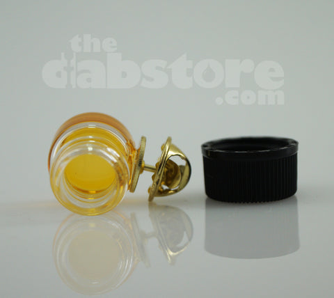 The Clear Jar Hat Pin Dabs