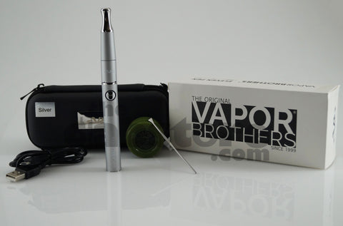 VaporBrothers Eleven Pen (Silver)