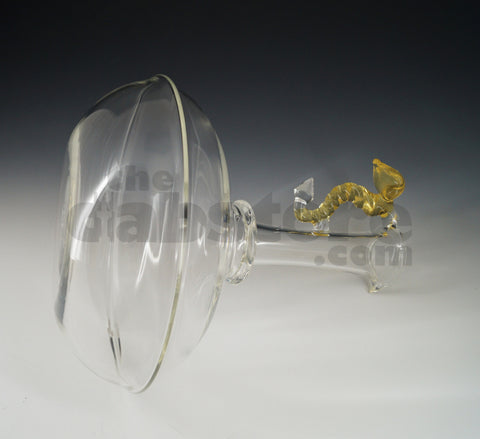 Huffy Glass - Wine Decanter (Borosilicate Glass)