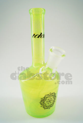 iDab Glass - Slyme Mini Bottle Rig 10 MM F
