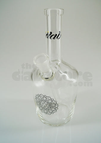 iDab Glass 14 MM Female Clear Bottle Rig