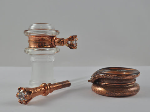 Kuhns Electroformed Dish / Dabber / Dome Set 18 mm #2