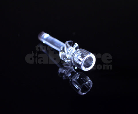Pukin' Beagle Glass 14 MM Quartz Cupped Nail - Short