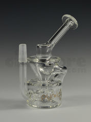 Pyrology Glass Dime Piece 10 mm Recycler