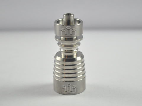 Silika Domeless Titanium Nail 18 MM