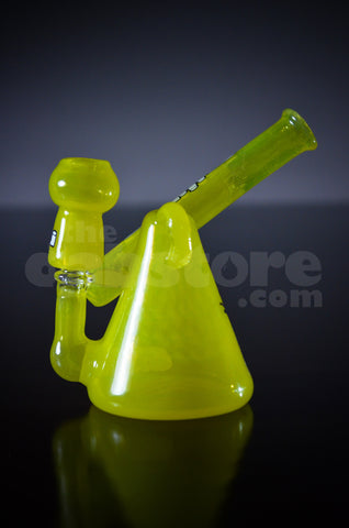 Silika Glass Full Color Lemondrop Pendant Rig 10 MM