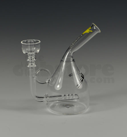 Silika All Quartz Concentrate Rig w/ Fixed Nail