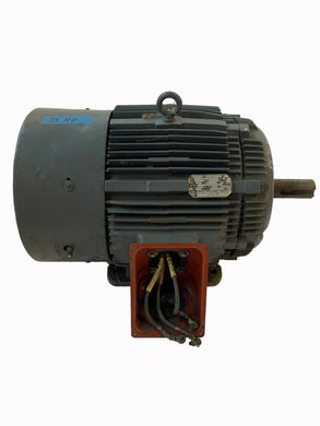 United Industrial 75 HP Industrial Motor