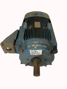 General Electric 40 HP Industrial Motor