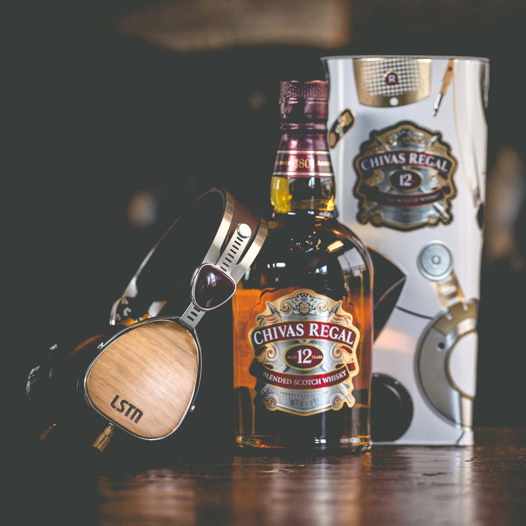 Announcement: Chivas Regal x LSTN Partner Up