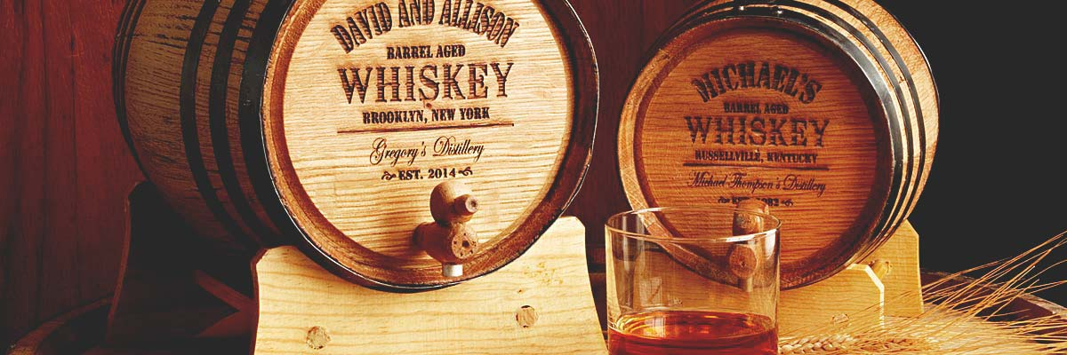 Customized Whisky Cask