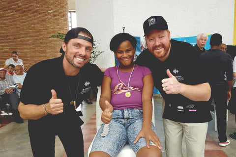 LSTN x Starkey Hearing Foundation Dominican Republic helping people hear